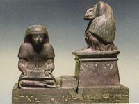 Lo scriba e il dio scimmia