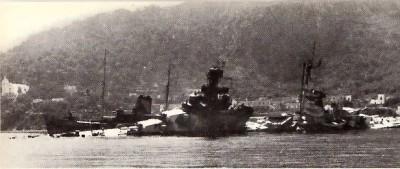 Incrociatore Bolzano, 13 agosto 1942