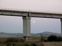 viadotto e Luna