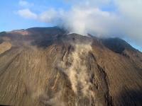 cima vulcano